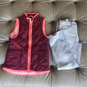 NWT Children's Place  Girl's Bundle Size 8